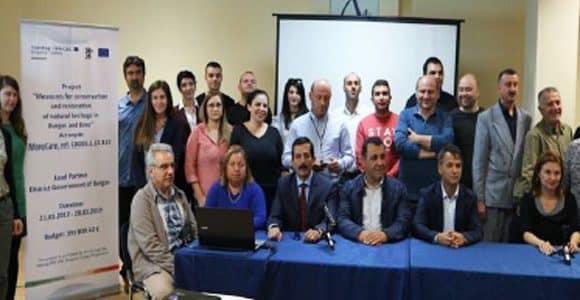 Провеждане на специализирано обучение на тема опазване на околната среда и биоразнообразието (2 модула в Бургас и Енез)
